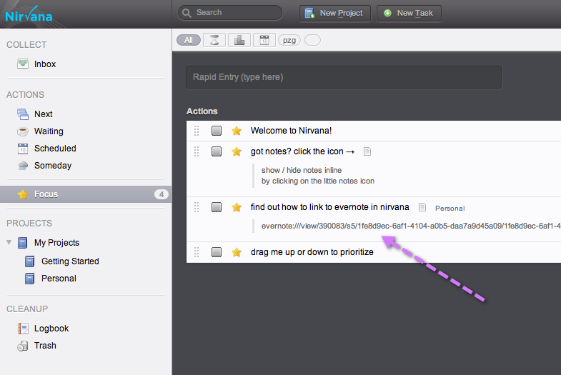 integrate evernote with your to-do list (2/5)